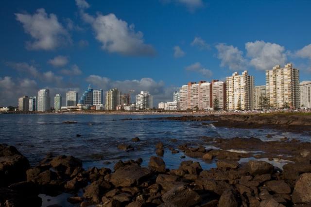 Punta-del-Este-Skyline